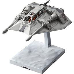 Star Wars: Star Wars Plastic Model Kit 1/48 Snowspeeder