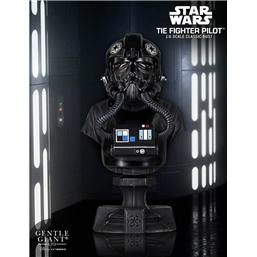Star Wars: Star Wars Bust 1/6 TIE Fighter PGM Exclusive 13 cm