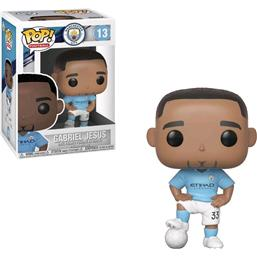 Gabriel Jesus POP! Football Vinyl Figur (#13)
