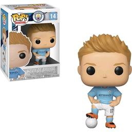 Kevin De Bruyne POP! Football Vinyl Figur (#14)