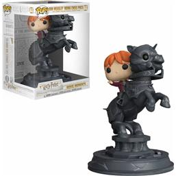 Ron Riding Chess Piece POP! Movie Moments Vinyl Figur (#82)