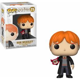Ron with Howler POP! Movies Vinyl Figur (#71)