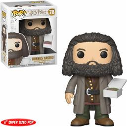 Rubeus Hagrid with Cake POP! Movies Vinyl Figur (#78)