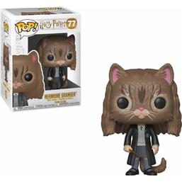 Harry Potter: Hermione as Cat POP! Movies Vinyl Figur (#77)