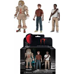 It: Stephen King's It 2017 Action Figures 3-Pack Set #4 12 cm