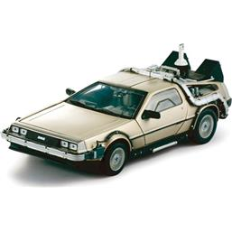 Back To The Future: Part 2 - DeLorean 1:18 replica