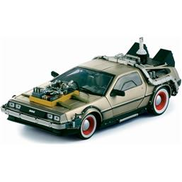 Back To The Future: Part 3 - DeLorean 1:18 replica