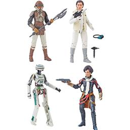 Star Wars Black Series Action Figures 15 cm 2018 Wave 5 4-pack