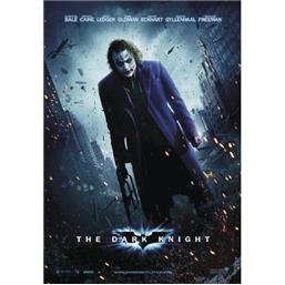 Joker in the city plakat