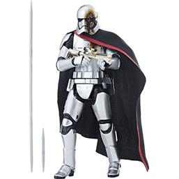 Star Wars Episode VIII Black Series Action Figure 2019 Captain Phasma (Quicksilver Baton) 15 cm