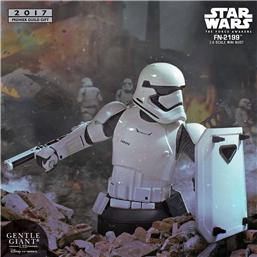 Star Wars Episode VII Bust 1/6 FN-2199 PGM Exclusive 18 cm