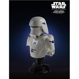 Star Wars: Star Wars Episode VII Bust 1/6 First Order Snowtrooper PGM Exclusive 13 cm