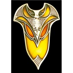 Hobbit: Hobbit Collectors Pin Elven Shield