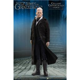 Fantastic Beasts 2 Real Master Series Action Figure 1/8 Gellert Grindelwald 23 cm