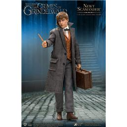 Fantastic Beasts: Fantastic Beasts 2 Real Master Series Action Figure 1/8 Newt Scamander 23 cm