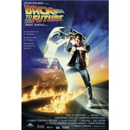 Back To The Future: Part 1 - Film Plakat