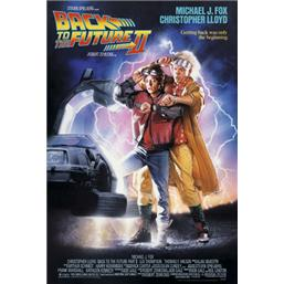 Back To The Future: Part 2 - Film Plakat