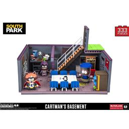 South Park Deluxe Construction Set Cartman's Basement