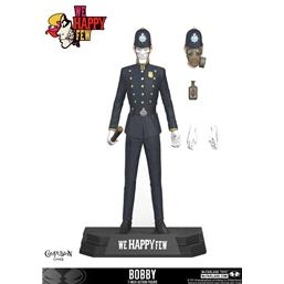 We Happy Few: We Happy Few Action Figure Bobby 18 cm