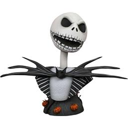 Nightmare before Christmas Legends in 3D Bust 1/2 Jack Skellington 25 cm