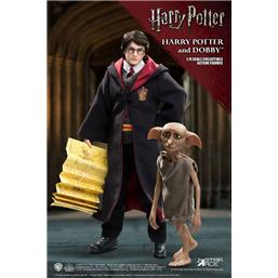 Harry & Dobby Real Master Series Action Figure 2-Pack 1/8 16-23 cm