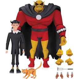 Batman: Batman The Animated Series Action Figure 2-Pack Etrigan with Klarion 15 cm