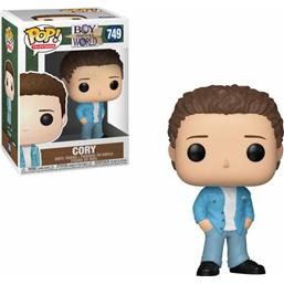 Boy Meets World: Cory POP! TV Vinyl Figure (#749)