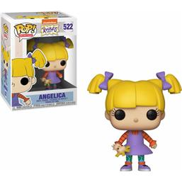 Rugrats: Angelica POP! Animation Vinyl Figur (#522)