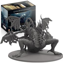 Dark Souls: Dark Souls The Board Game Expansion Gaping Dragon