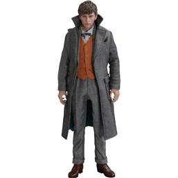 Newt Scamander Movie Masterpiece Action Figure 1/6 30 cm