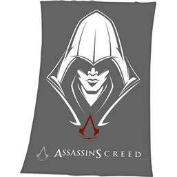 Assassin's Creed: Assassins Creed Fleece Tæppe 125 x 150 cm