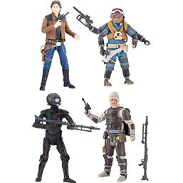 Star Wars Black Series Action Figures 15 cm 2018 4-Pack