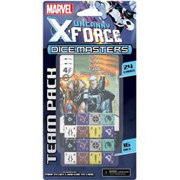X-Men: Marvel Dice Masters Team Pack Uncanny X-Force *English Version*