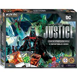Justice League: DC Comics Dice Masters Campaign Box Justice *English Version*