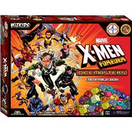 X-Men: Marvel Dice Masters Campaign Box X-Men Forever *English Version*