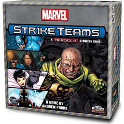 Marvel: Marvel HeroClix Board Game Strike Teams *English Version*