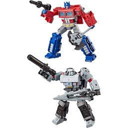 Transformers Generations War for Cybertron: Siege Action Figures Voyager 2019 Wave 1 2-Pack