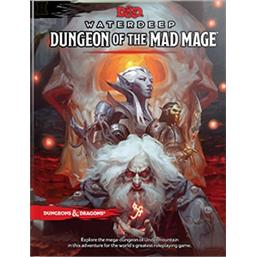 Dungeons & Dragons: Dungeons & Dragons Board Game Waterdeep Dungeon of the Mad Mage Standard Edition *English Version*