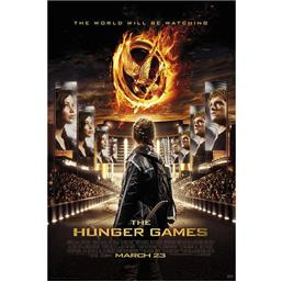 Hunger Games: The world will be watching plakat