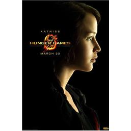 Katniss Everdeen Plakat