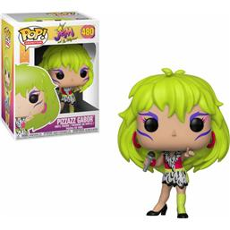 Jem and the Holograms: Pizzazz Gabor POP! Animation Vinyl Figur (#480)