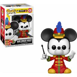 Band Concert Mickey POP! Disney Vinyl Figur (#430)