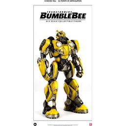 Transformers: Bumblebee DLX Scale Action Figure Bumblebee 20 cm