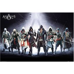 Assassin's Creed Karakter plakat