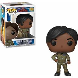 Maria Rambeau POP! Marvel Vinyl Bobble-Head Figur (#430)