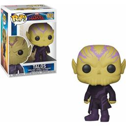 Captain Marvel: Talos POP! Marvel Vinyl Bobble-Head Figur (#431)