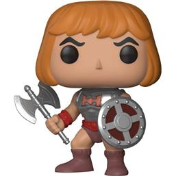 Masters of the Universe: Battle Armor He-Man POP! Television Vinyl Figur (#562)