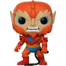 Masters of the Universe: Beast Man POP! Television Vinyl Figur (#539)