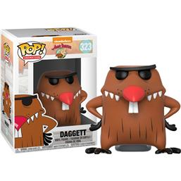 Angry Beavers: Daggett POP! Television Vinyl Figur (#323)