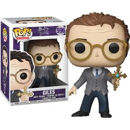 Buffy The Vampire Slayer: Giles POP! Television Vinyl Figur (#596)